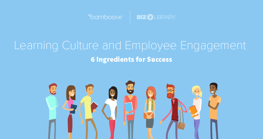 Learning Culture and Employee Engagement
