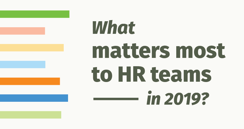 What Matters Most To HR Teams | BambooHR