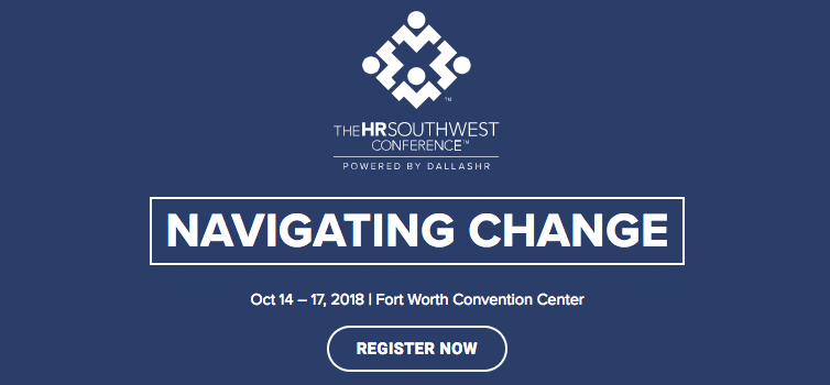 Upcoming event HR Southwest Conference