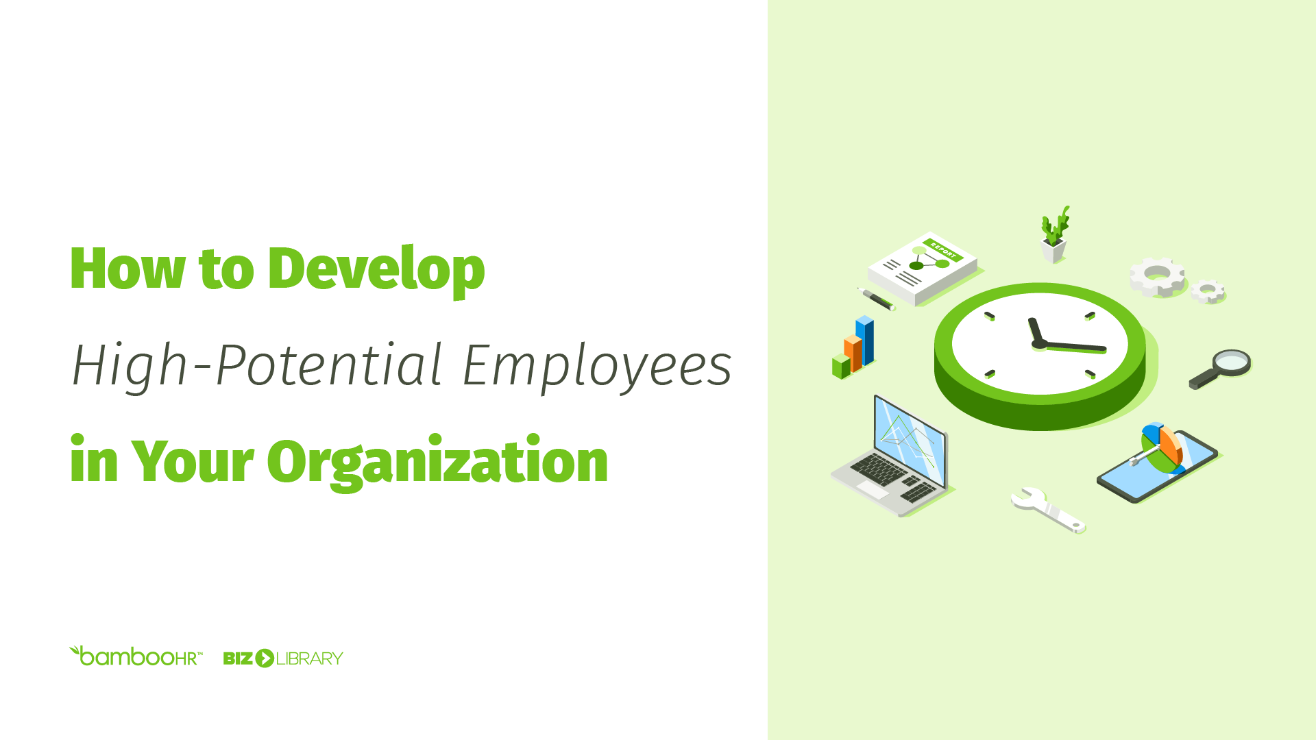 How to Develop High-Potential Employees in Your Organization