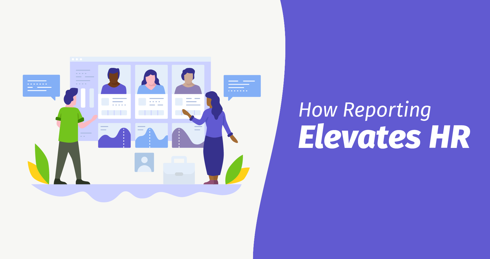 How Reporting Elevates HR