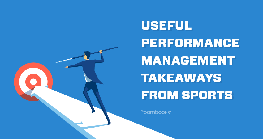 Useful Performance Management Takeaways From Sports