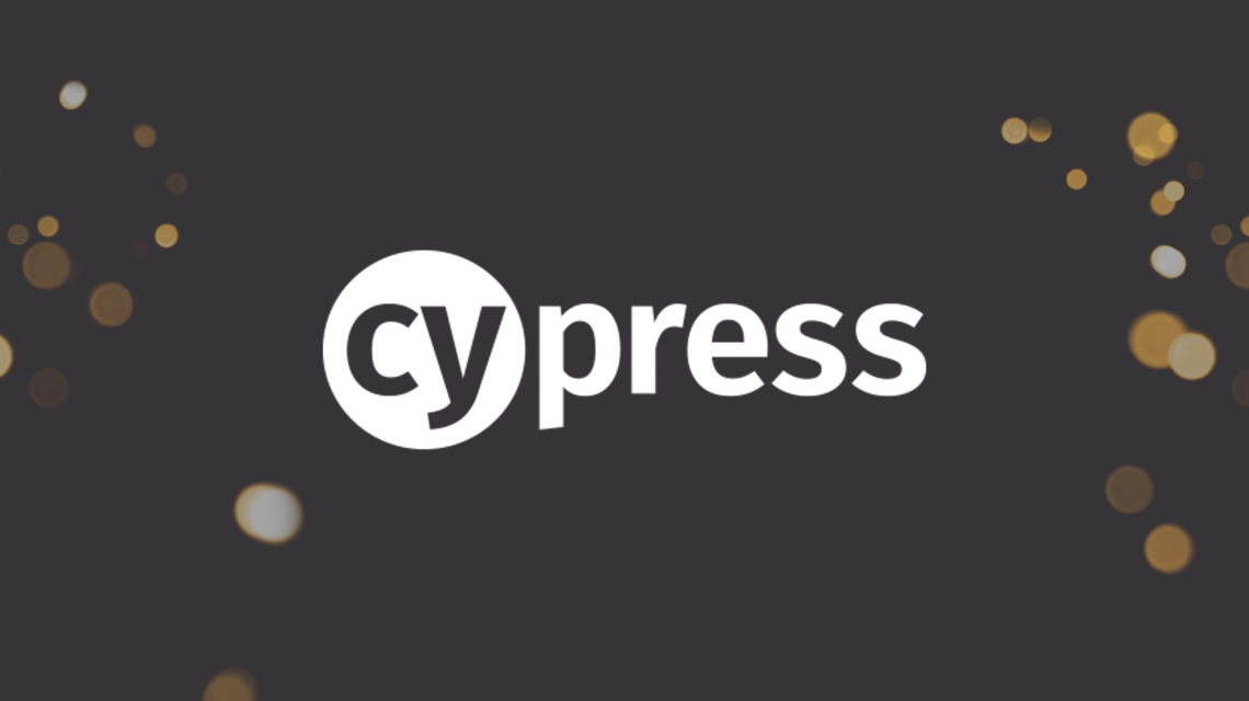 Quickly writing integration tests with Cypress