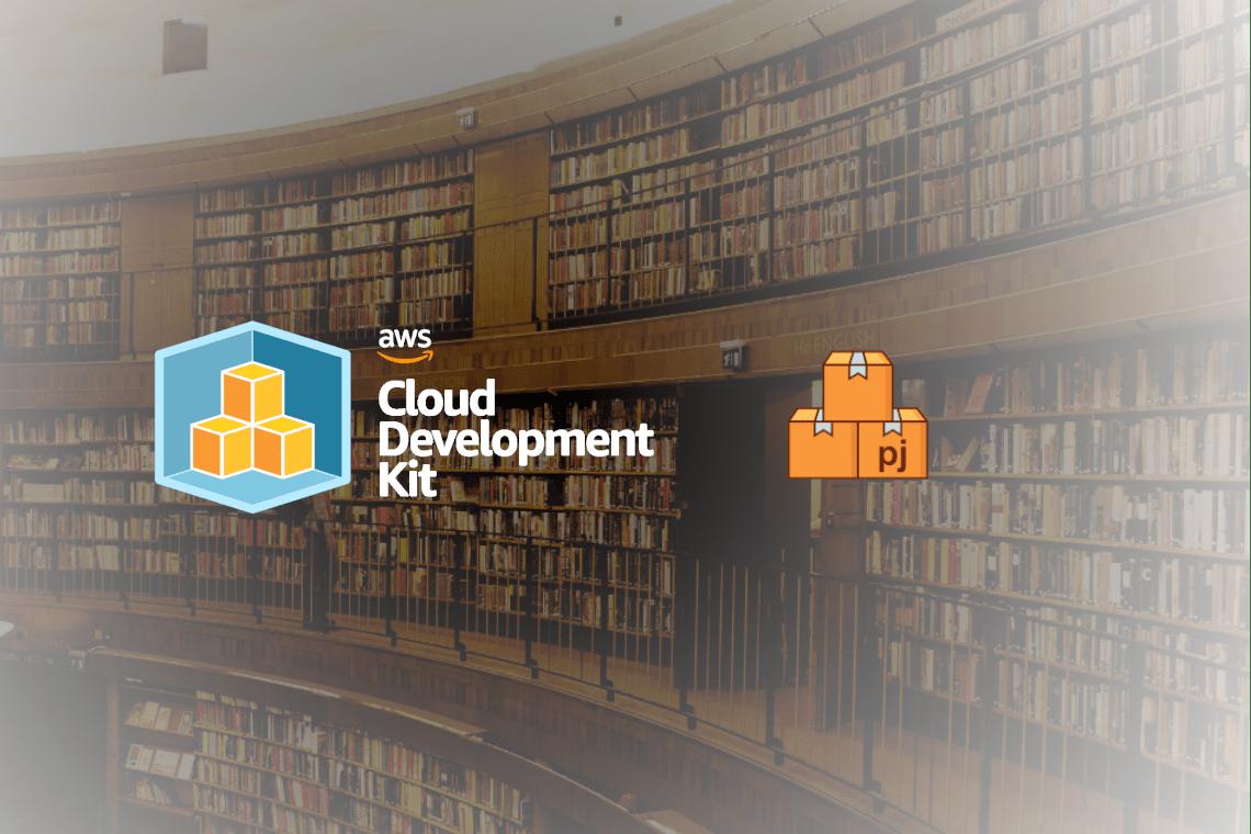 Building Shareable CDK Constructors using Projen