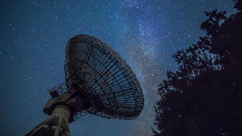 deep space radar