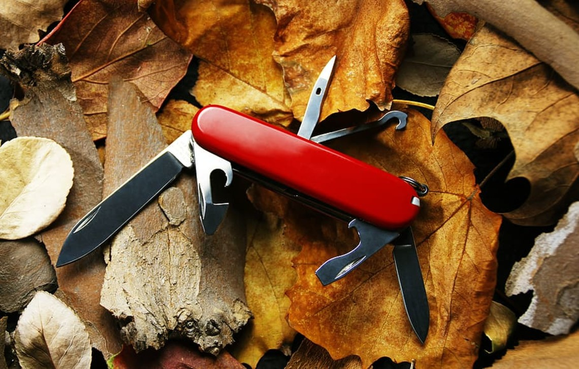 A new Swiss Army Knife