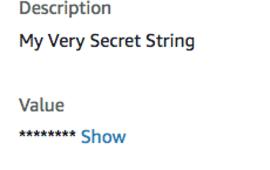 Using SSM Secure Strings in CloudFormation   Sentia