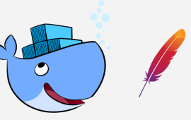 Running Apache in a docker container | Sentia