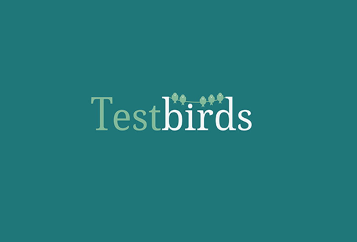 The benefits of user testing with Testbirds