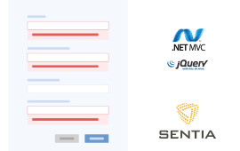 Creating powerful forms in ASP.NET with proper validation | Sentia