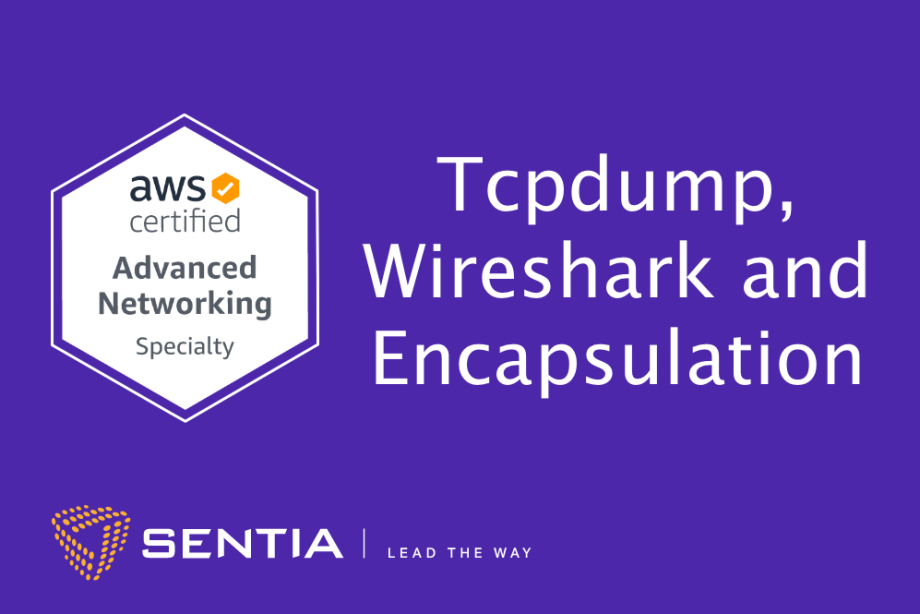 ANS Exercise 2.2: Tcpdump, Wireshark and Encapsulation