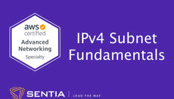 ANS Exercise 1.5: IPv4 Subnet Fundamentals
