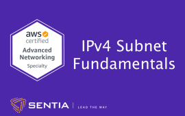 ANS Exercise 1.5: IPv4 Subnet Fundamentals | Sentia
