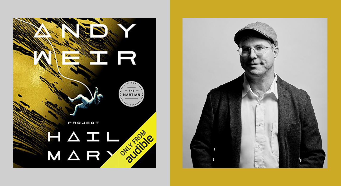 Andy Weir Is on a Mission to Create an Unpausable Story