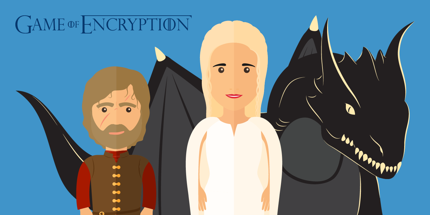 Daenerys und Tyrion: Encryption Explained with Game of Thrones