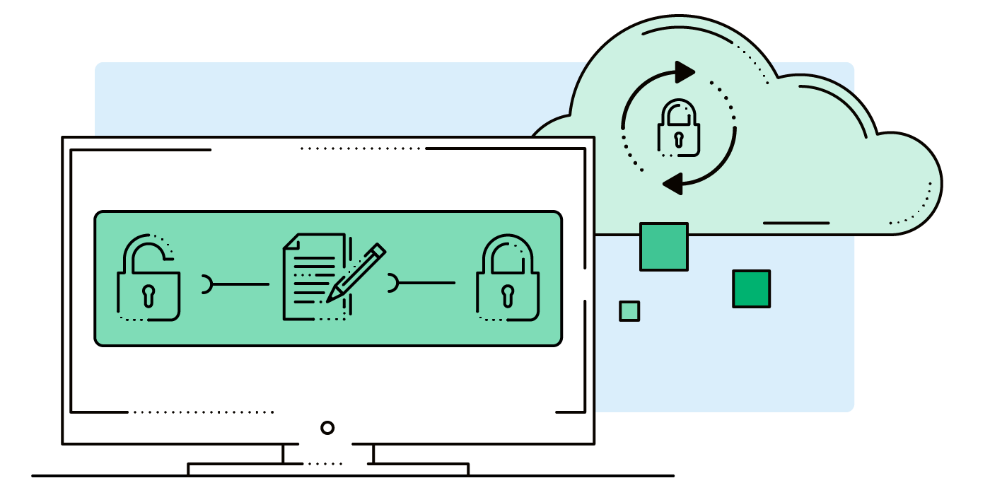 Boxcryptor adds end-to-end encryption with zero knowledge standard to your cloud.