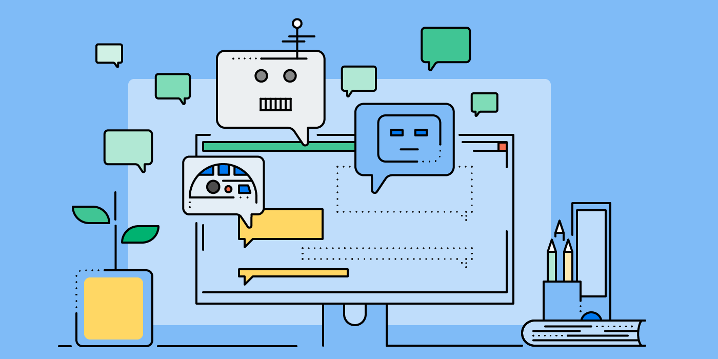 Social Bots – How They Work, How They Help, and How They Can Be Trouble