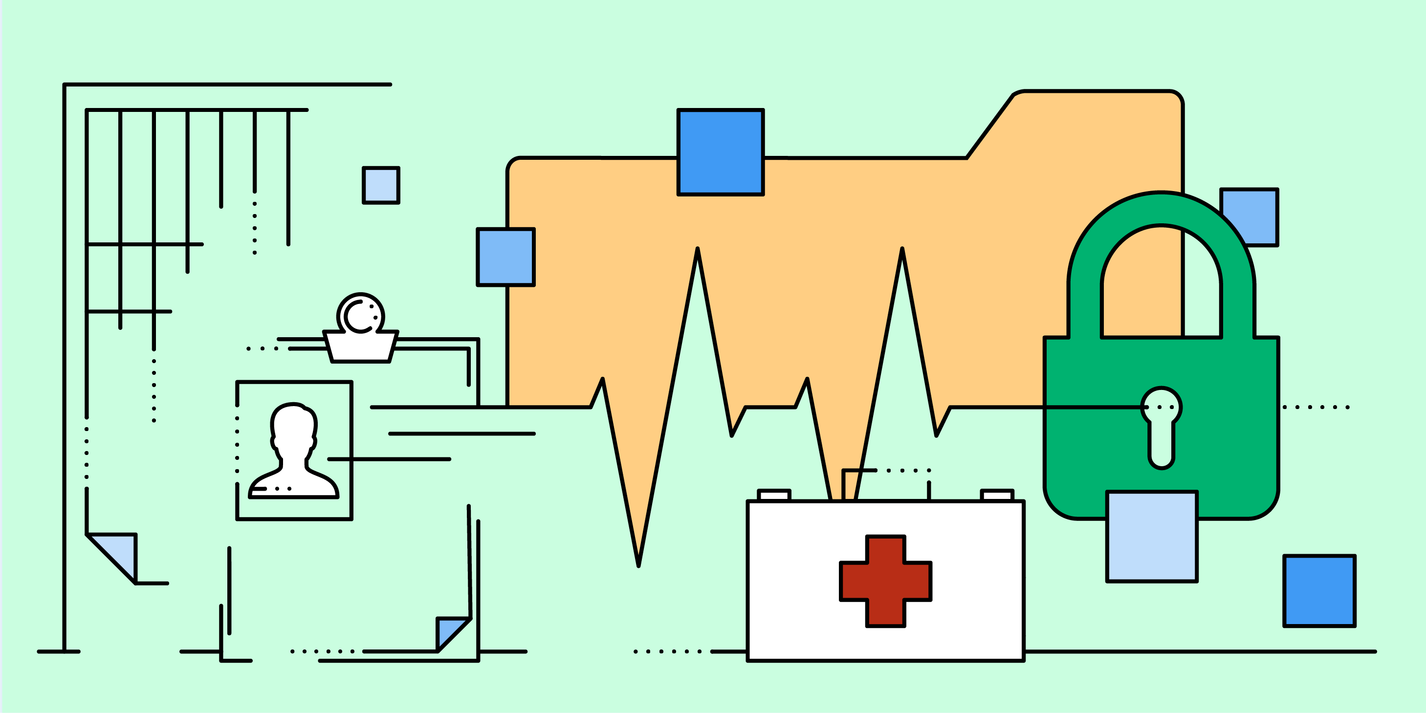 The State of Data Security in Healthcare in the US