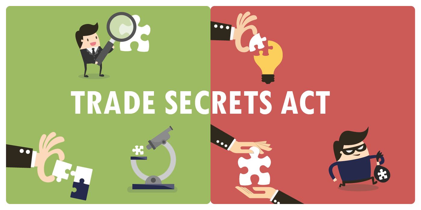 What is a trade secret? How do I recognize trade secrets and what protective measures are there? How do I keep trade secrets and when is disclosure prohibited? How do I exchange trade secrets securely?