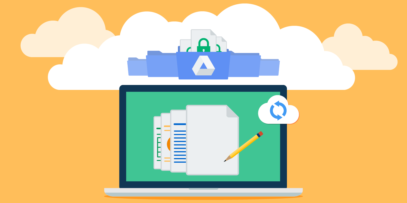 Google Drive File Stream Amp Backup And Sync With Encryption