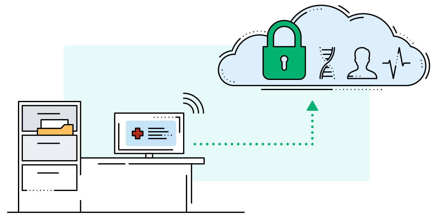 Encrypted Cloud Storage in the Healthcare Industry with Boxcryptor