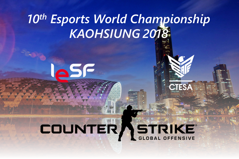 Image 10th WC Official Title CSGO
