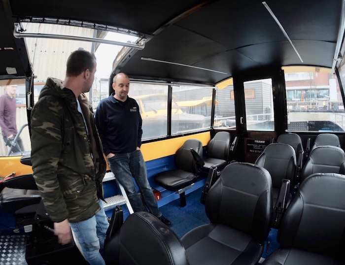 watertaxi - interieur mstx6