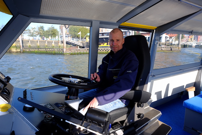 Watertaxi - Rob Tiesman