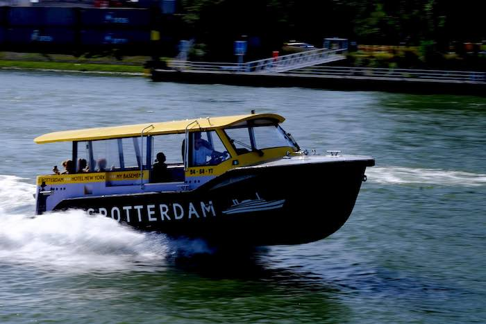 Watertaxi - hi speed website