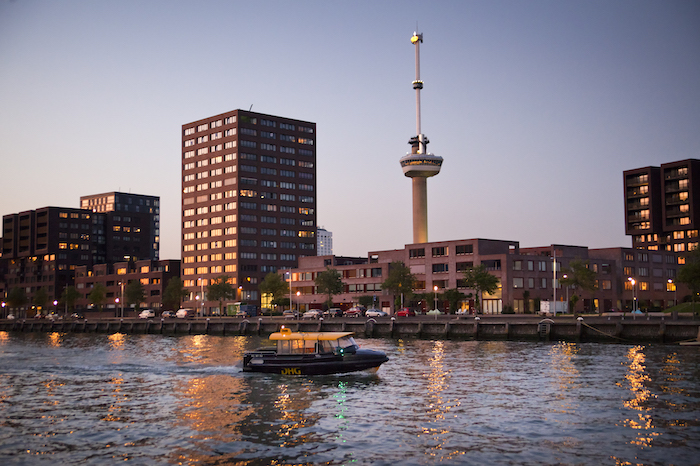 watertaxi - euromast rdam partners