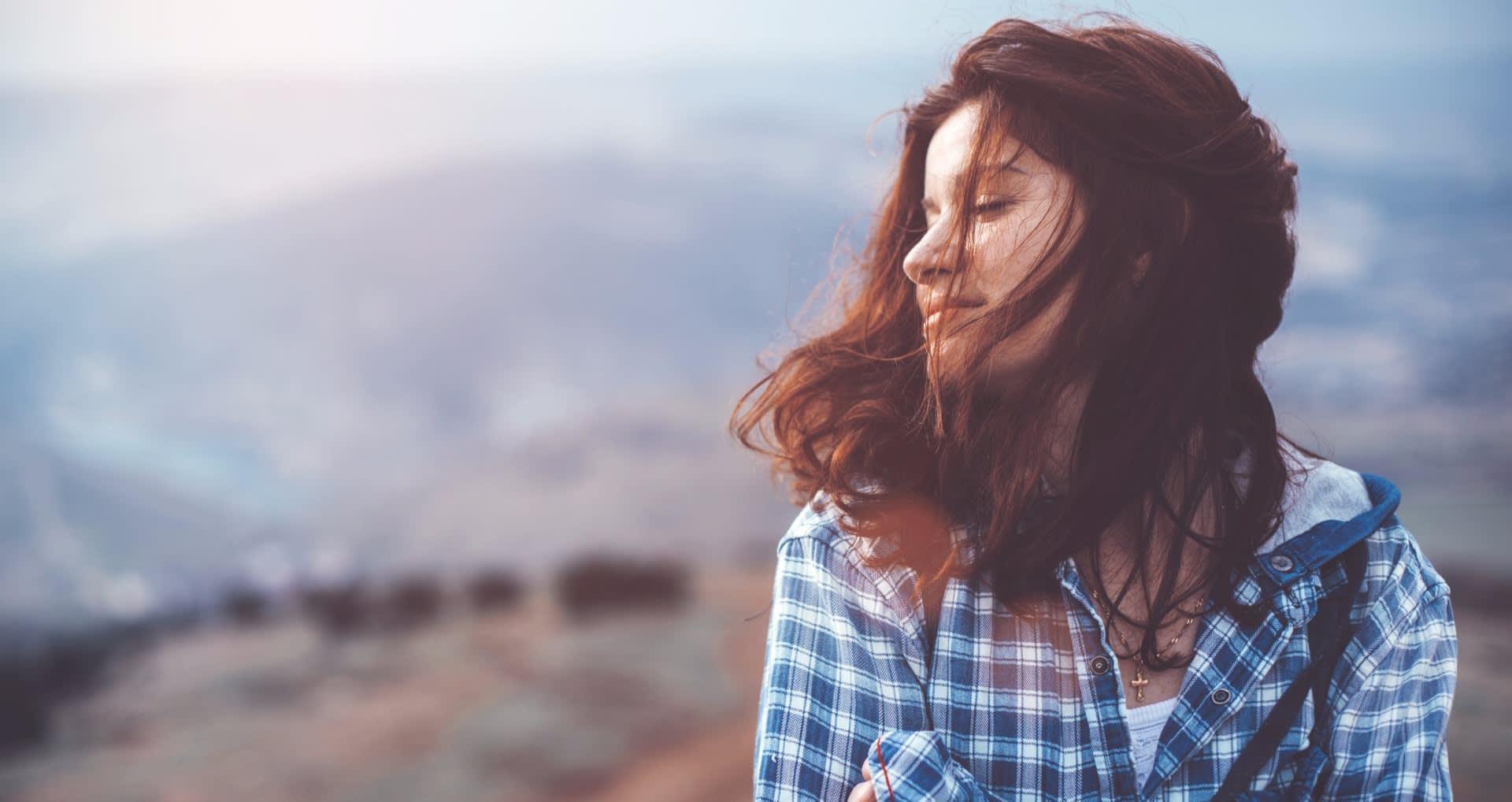 woman-happy-outside