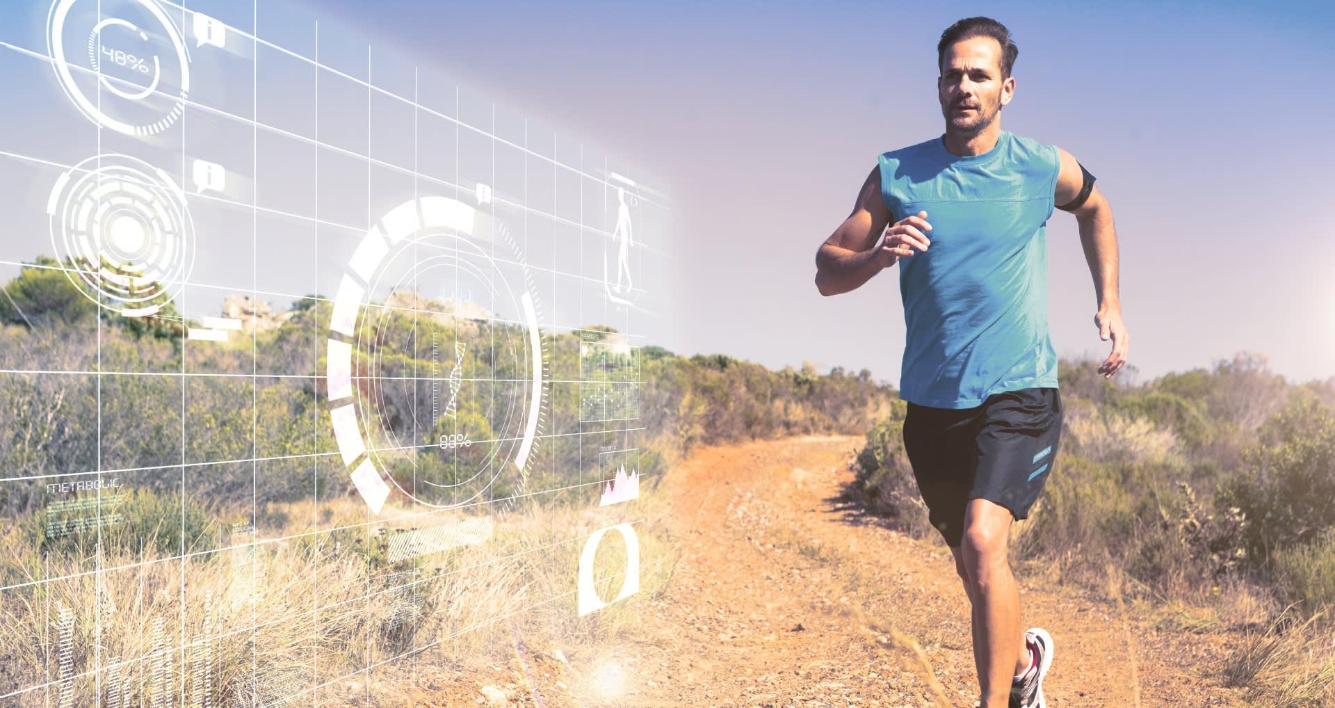 man-running-analytics-banner