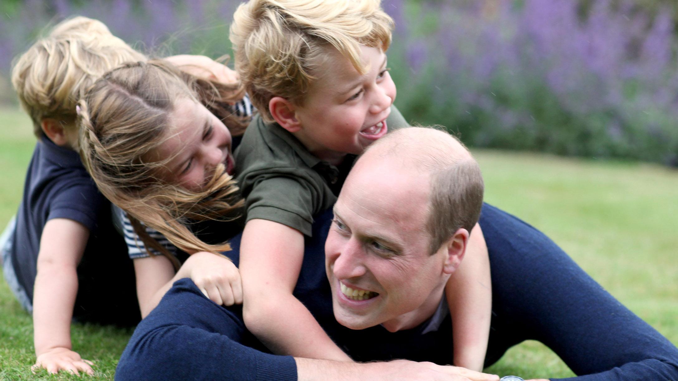 Prince William's Funniest Dad Jokes