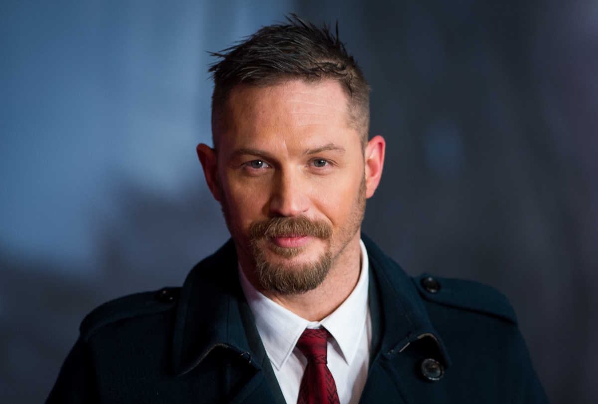 Tom Hardy Is Ready To Help Put Our Kids to Sleep With 'Bedtime Stories' |  Mom.com
