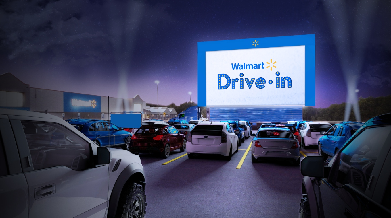 Walmart To Launch Virtual Summer Camp And Pop Up Drive In Movie Theaters This Summer Mom Com