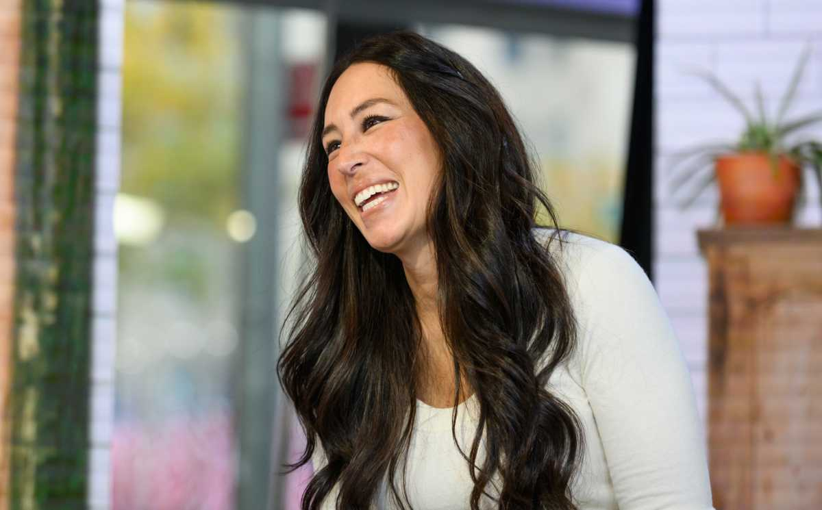 Joanna Gaines' Son Crew Shows Off His