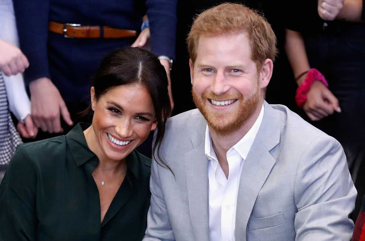 meghan markle and prince harry s son has mastered the art of cruising mom com meghan markle and prince harry s son