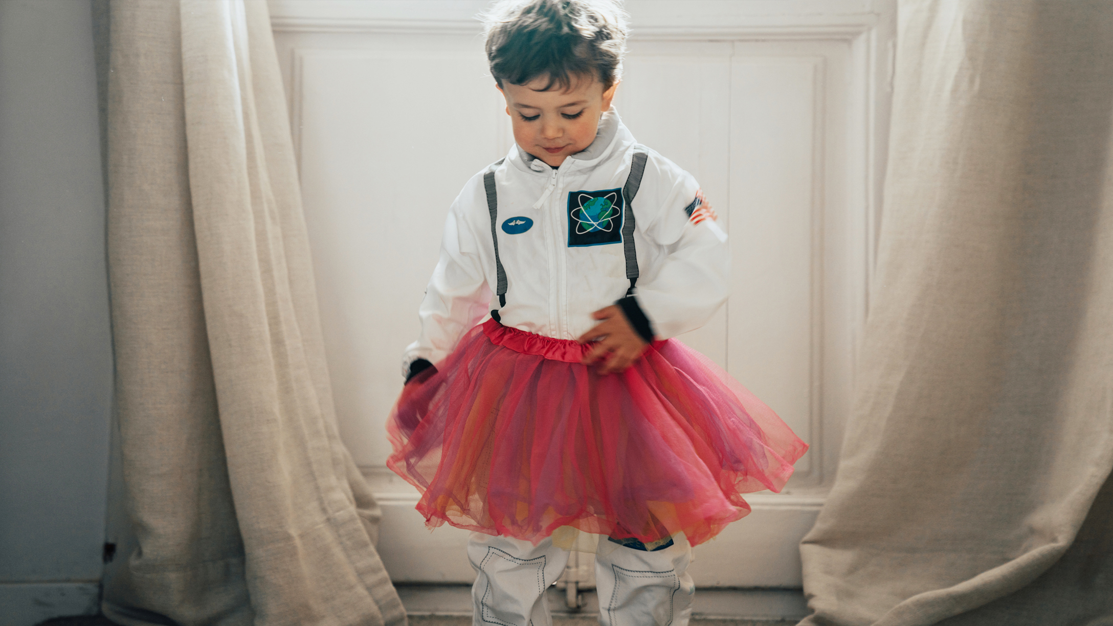 Let's Normalize Boys Wearing Dresses