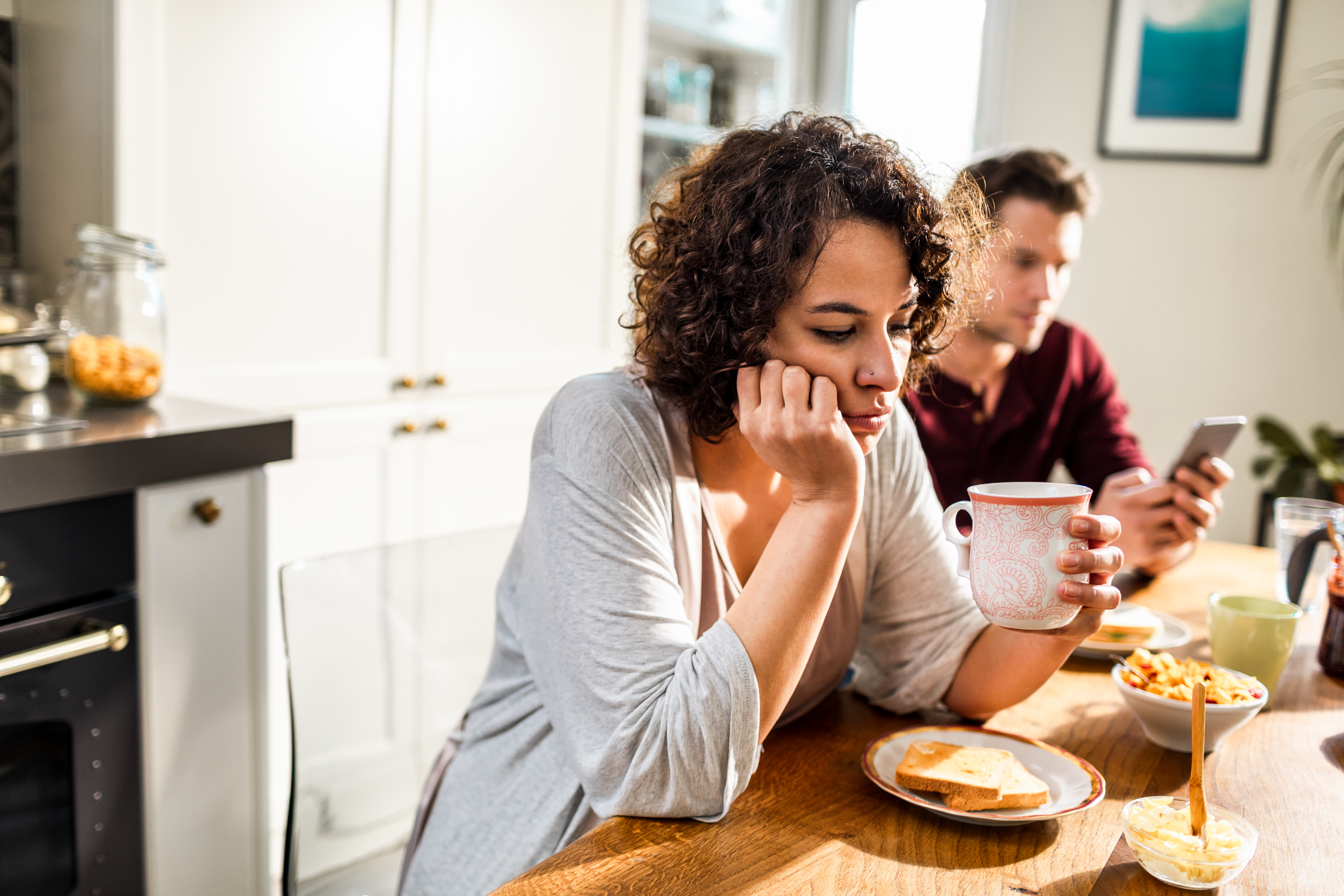 Hey Husband, Here's Why It Seems Like I Ignore You All the Time
