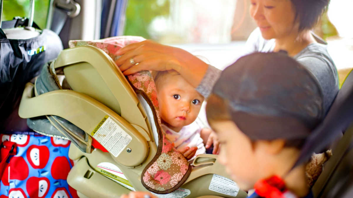 When Do I Need To Switch My Baby A Convertible Car Seat