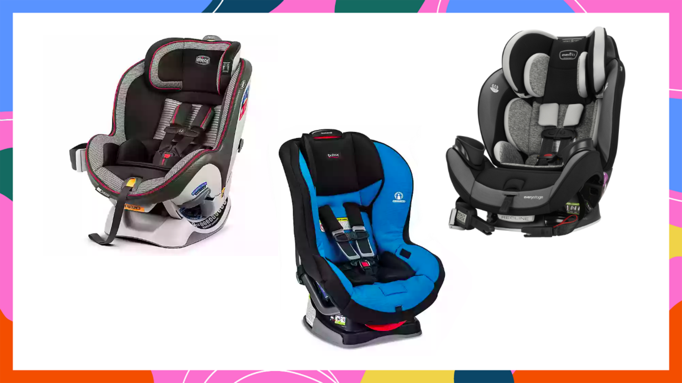 The Best Car Seats And Cars For Car Seat Safety Mom Com