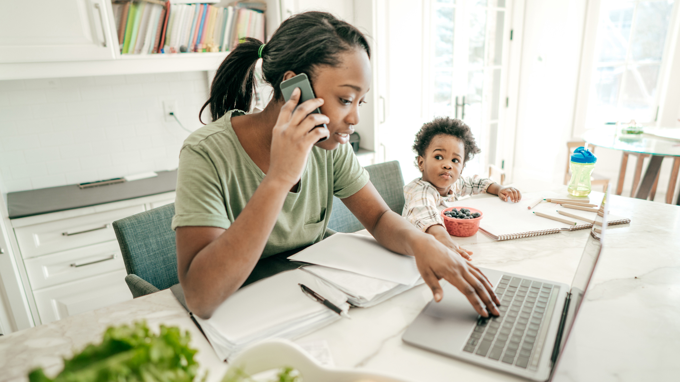Let's Be Honest, Mamas: There's No Such Thing as Work-Life Balance