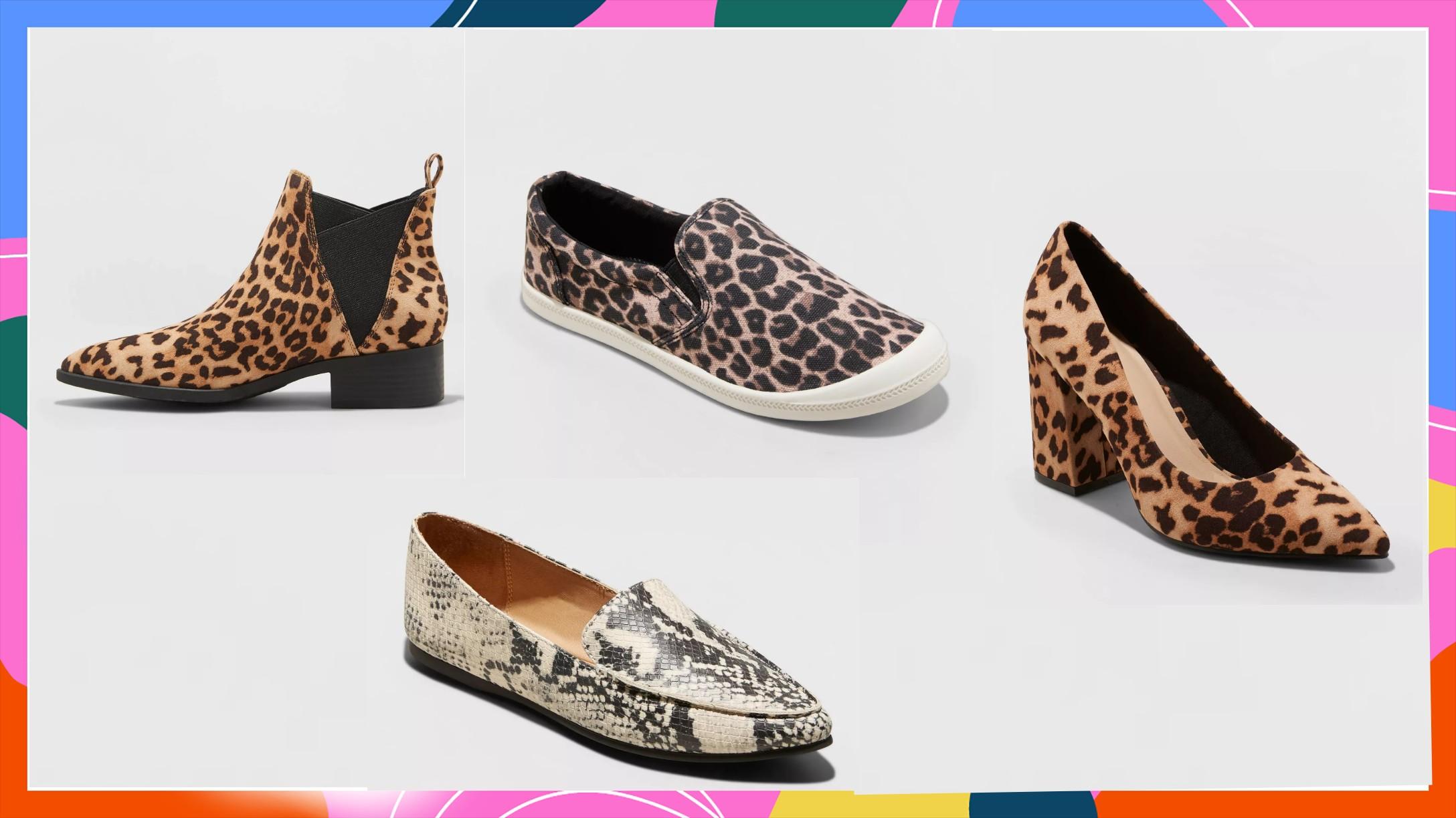 Leopard Print Shoes Are Super