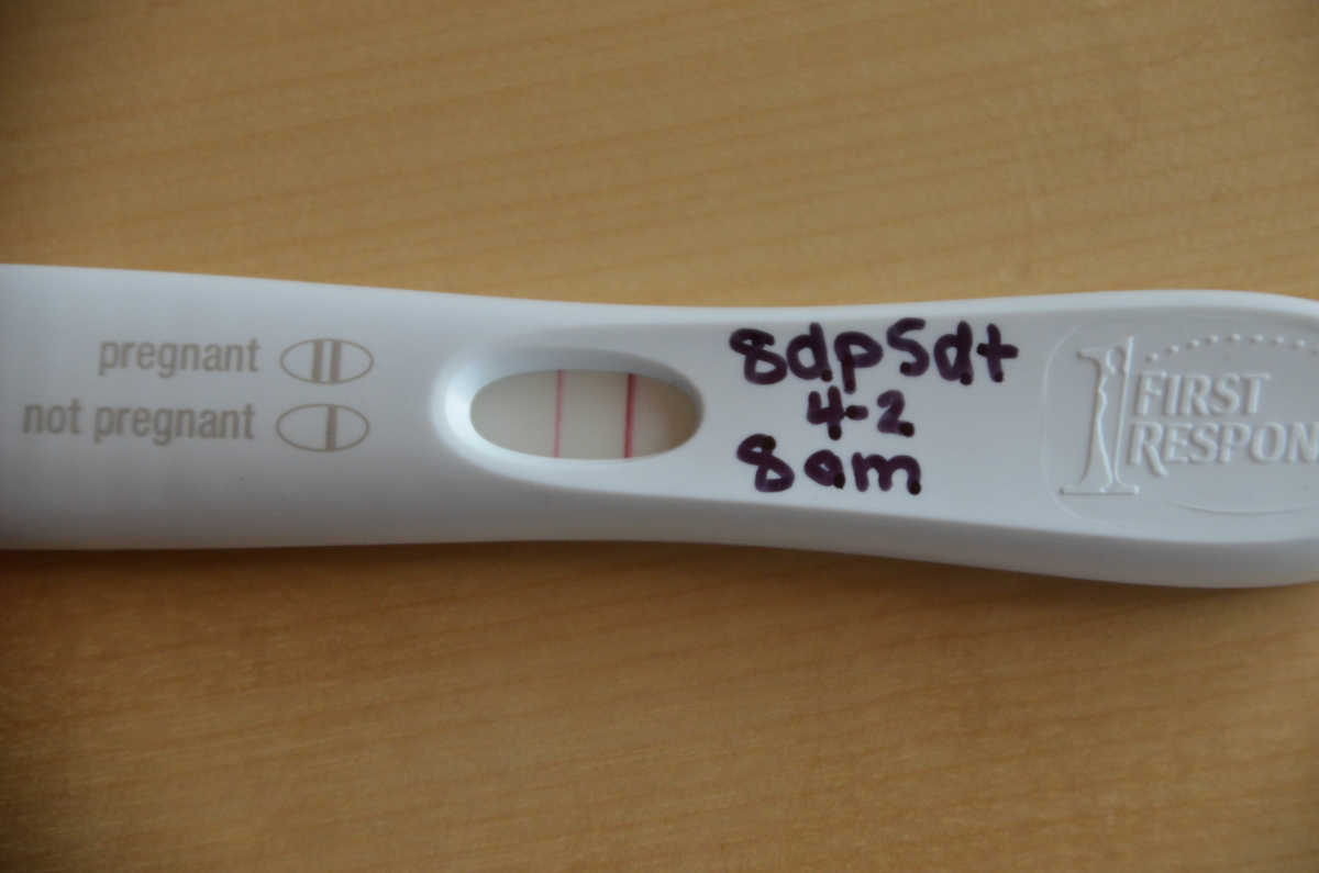 What a Positive Pregnancy Test Won't Tell You