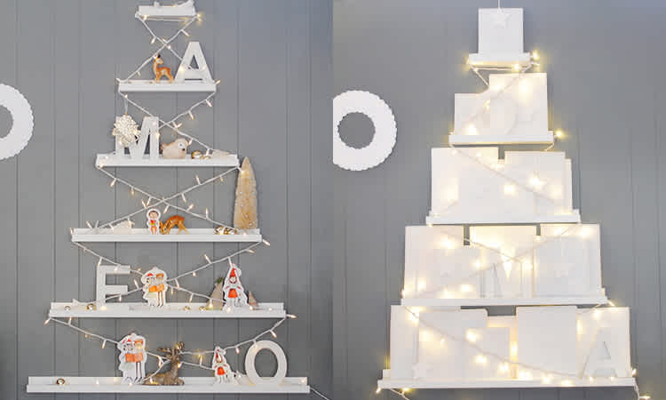 10 Alternative Diy Christmas Trees That Will Jingle Your Bells Mom Com