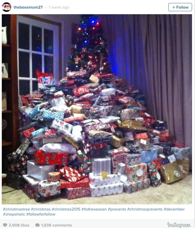 Mom Shamed For Buying Her Kids Too Many Christmas Gifts Mom Com