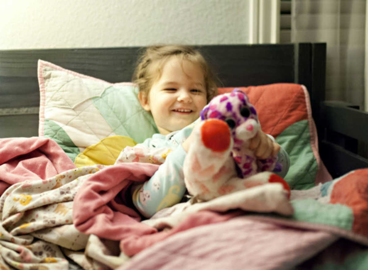 I Finally Got My 3-Year-Old to Stay In Her Room at Night ...