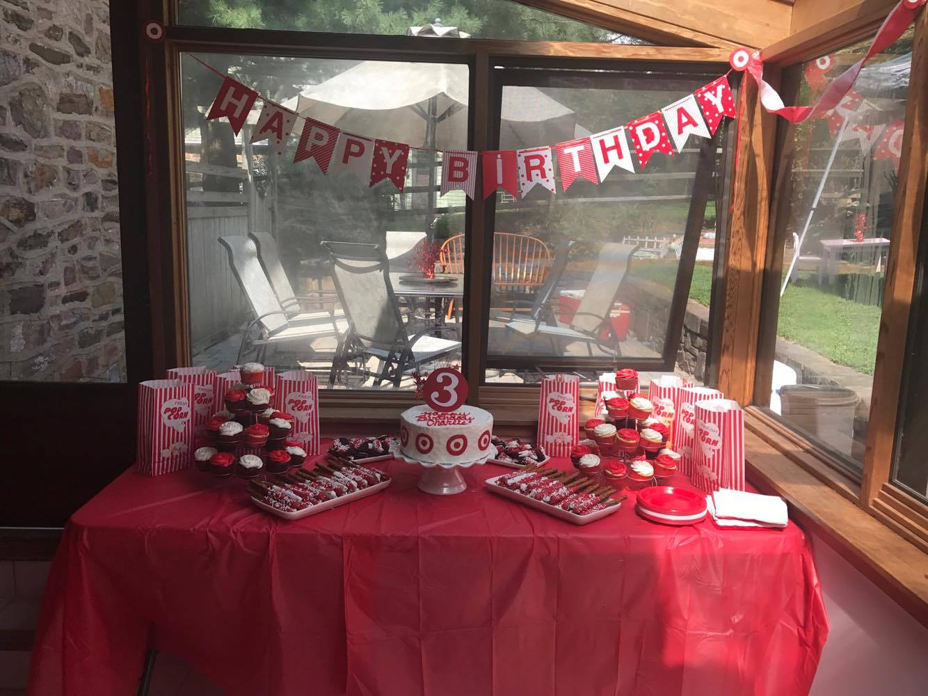 This Girl Had A Target Themed Birthday Party And We Ve Never Been