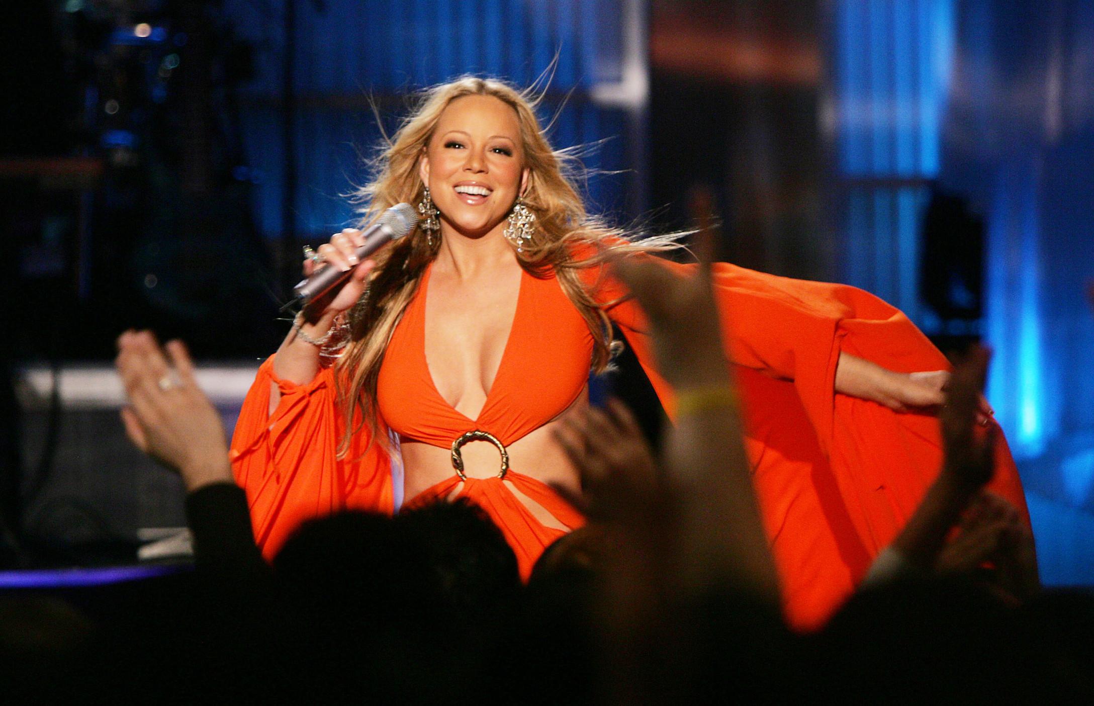 Mariah Carey's Mini-Me Daughter Monroe Makes Her Modeling Debut