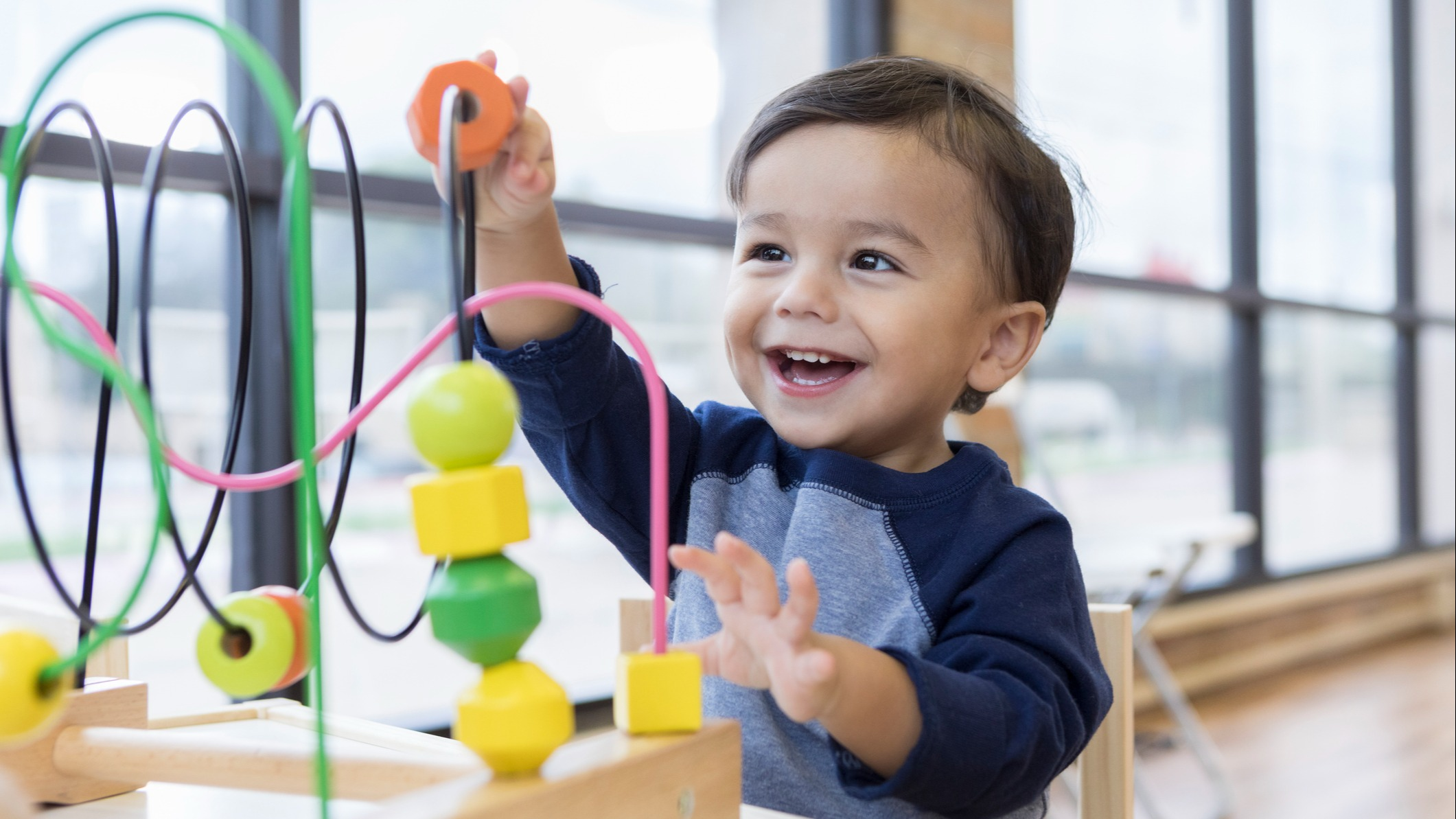 The Importance of Play in Promoting Healthy Child Development